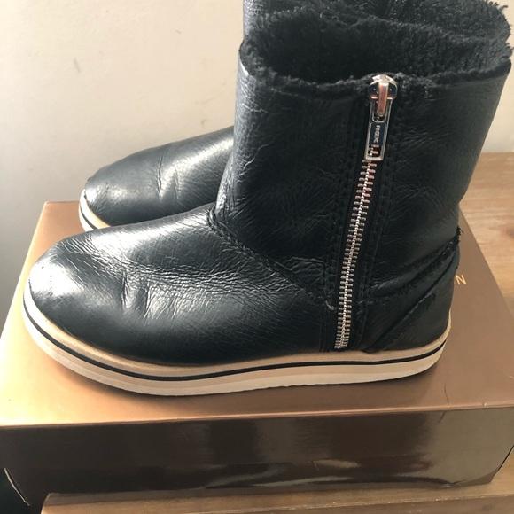Zara Shoes   Girl Ugglike Boots   Poshmark